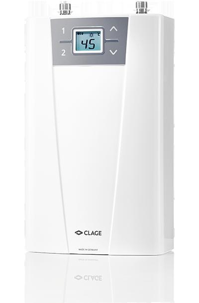 Clage CEX7-U elektronický malý ohrievač vody (6,9kW/3x400V)