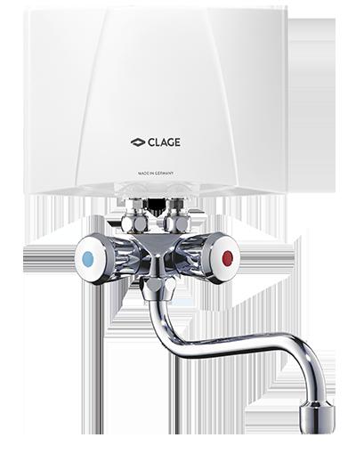 Clage M3 SMB malý prietokový ohrievač vody (3,5kW/240V)