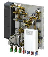 odovzdávacia stanica WS-Hybrid 13 kW