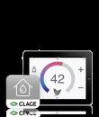 Kategória Smart Control Inovácie od spoločnosti CLAGE